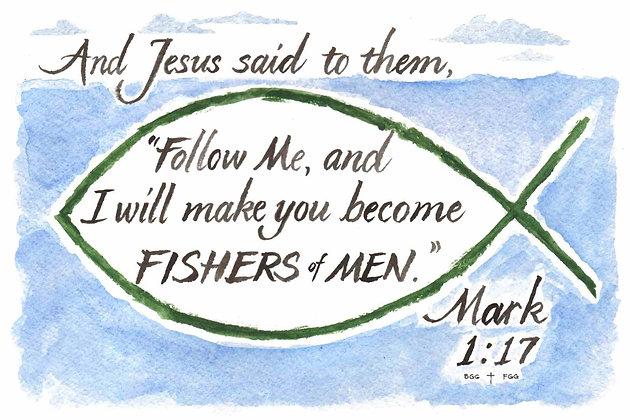 Mark 1:17 (Downloadable)