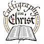 Our calligraphy for christ Logo