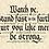 Thumbnail: 1 Corinthians 16:13 (Downloadable)