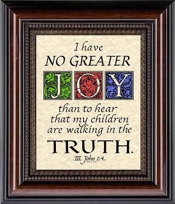 III John 1:4