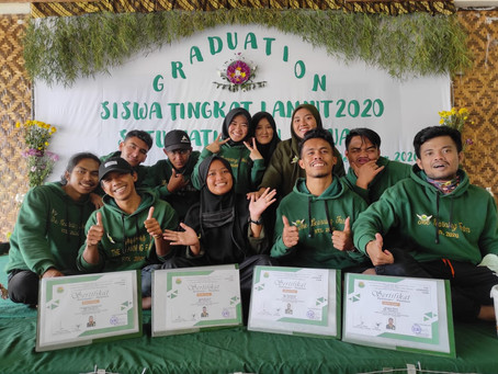 Graduation Day of 2020 Advanced Program