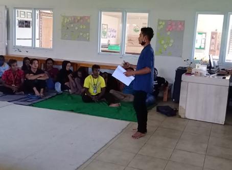 Advanced Program: Research Presentation
