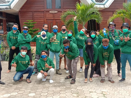 Field Trip to Geopark Ciletuh Sukabumi