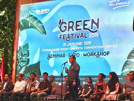 Green Festival 2019: Spirit of Millennials
