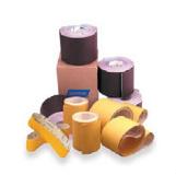 Lixas de cinta e rolo