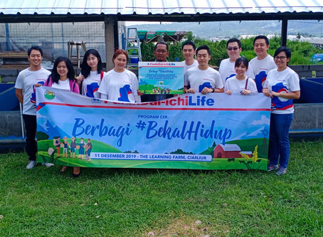 Fishery Project Supported by Panin Dai-Ichi