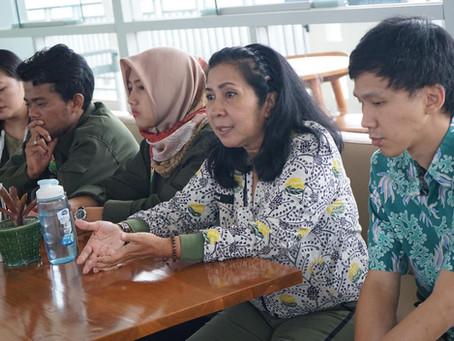 Press Conference and Media Visit Unilever (Regenerasi Petani Muda Bango)