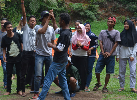 Field Trip at Lembah Pasir Sumbul