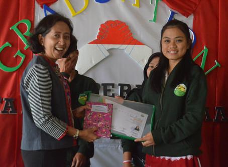 Graduation Event at Rumah TLF
