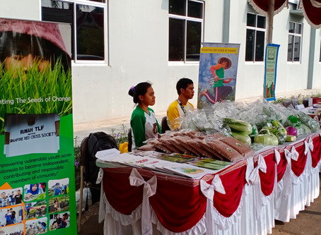 Exhibition Event at Universal School