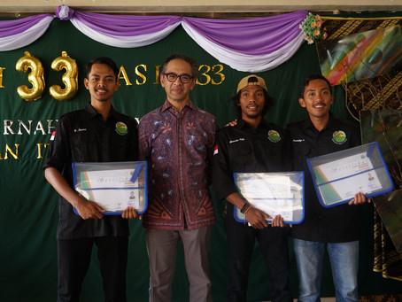 Graduation Day of Batch 33