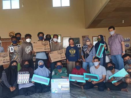 IT Donations from Gunadarma University