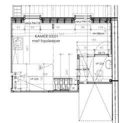 DB12-0301 - grondplan