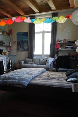 LP7-0203 - bed en zithoek