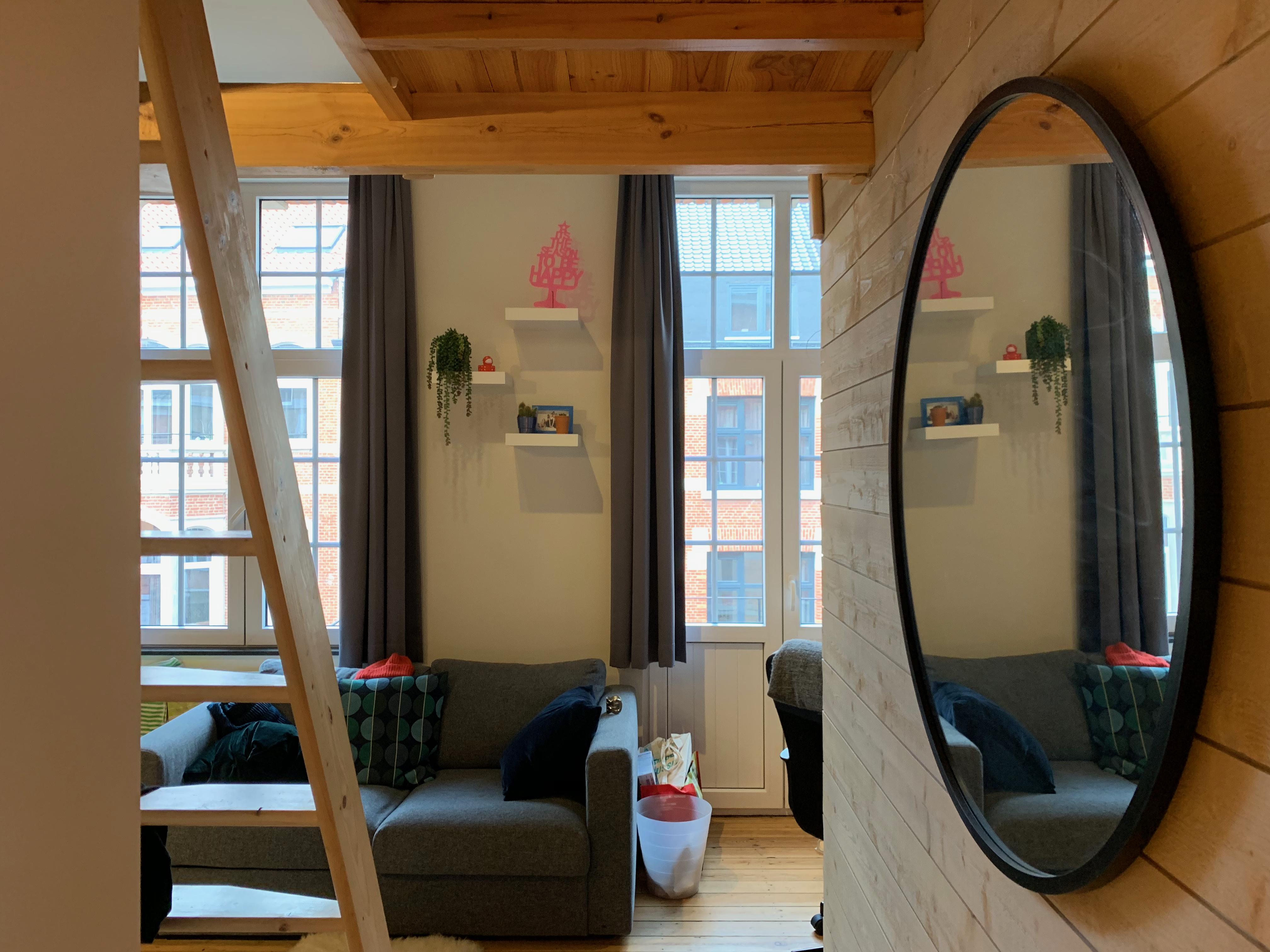 DB5-0202 - spiegel, ramen