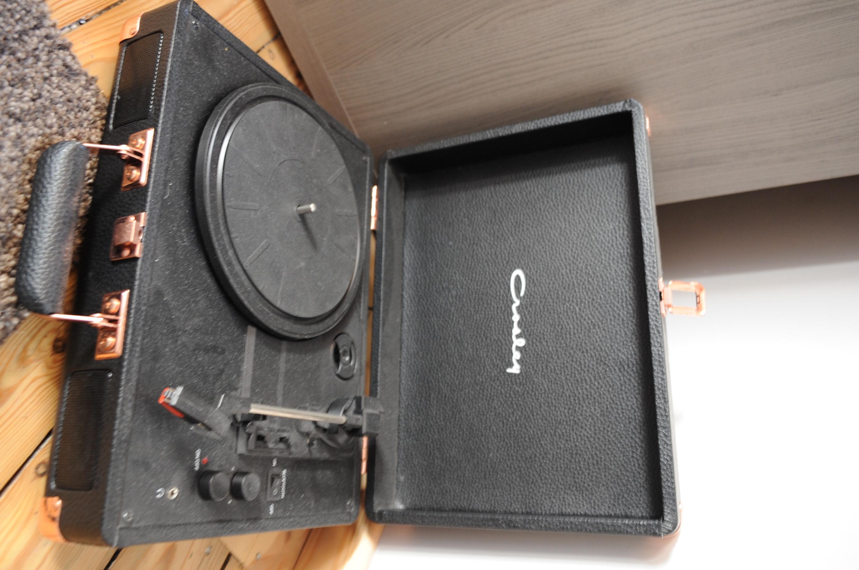 DB3-0101 - sfeer platenspeler