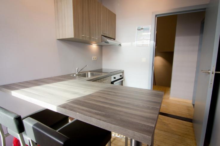 DB3 - gemeenschappelijke keuken
