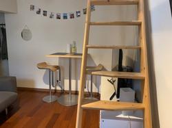 LP7-0301 - trap, eethoek
