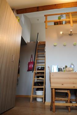 DB5-0402 - trap naar duplex