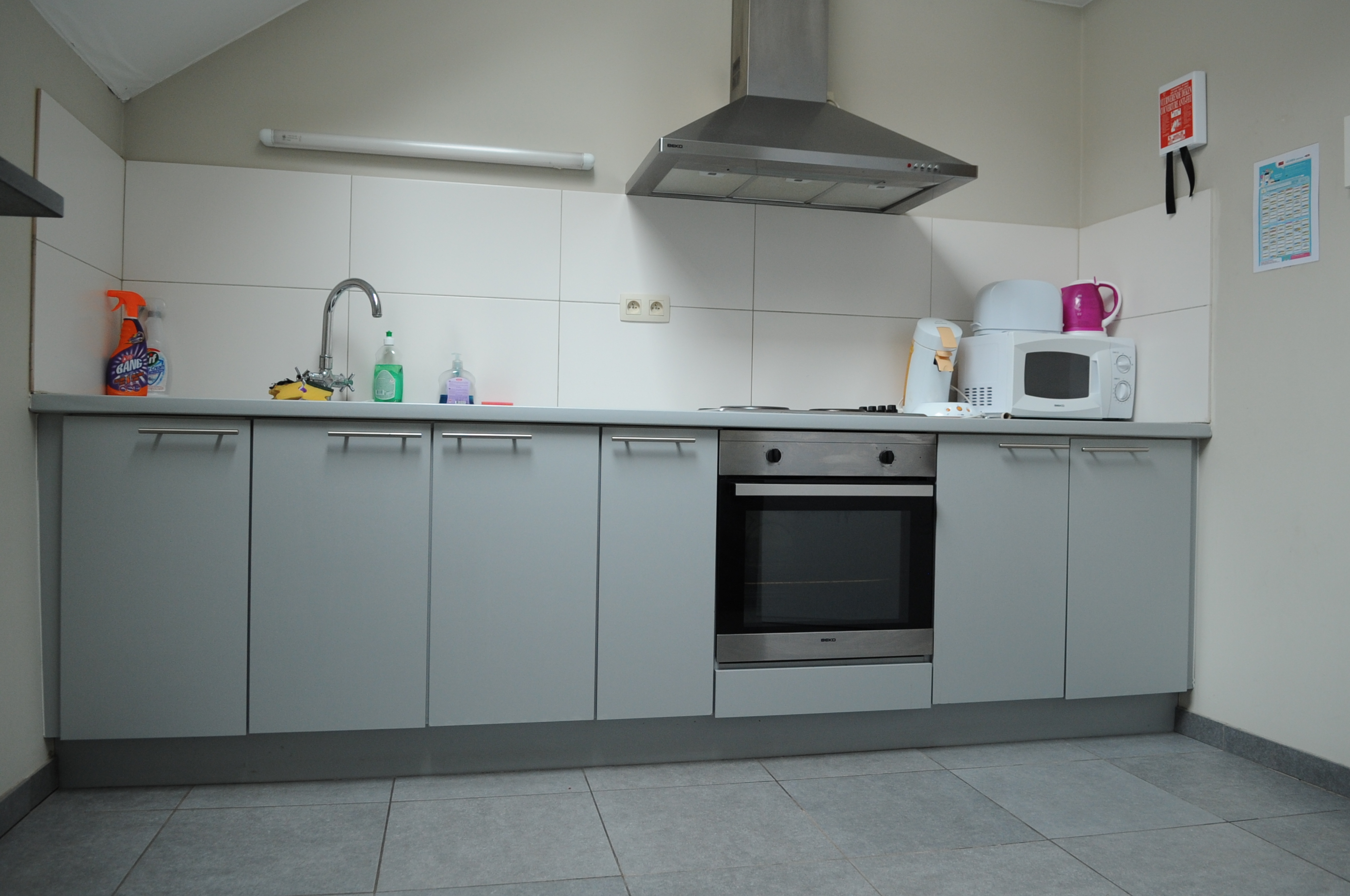 LP7 - keuken