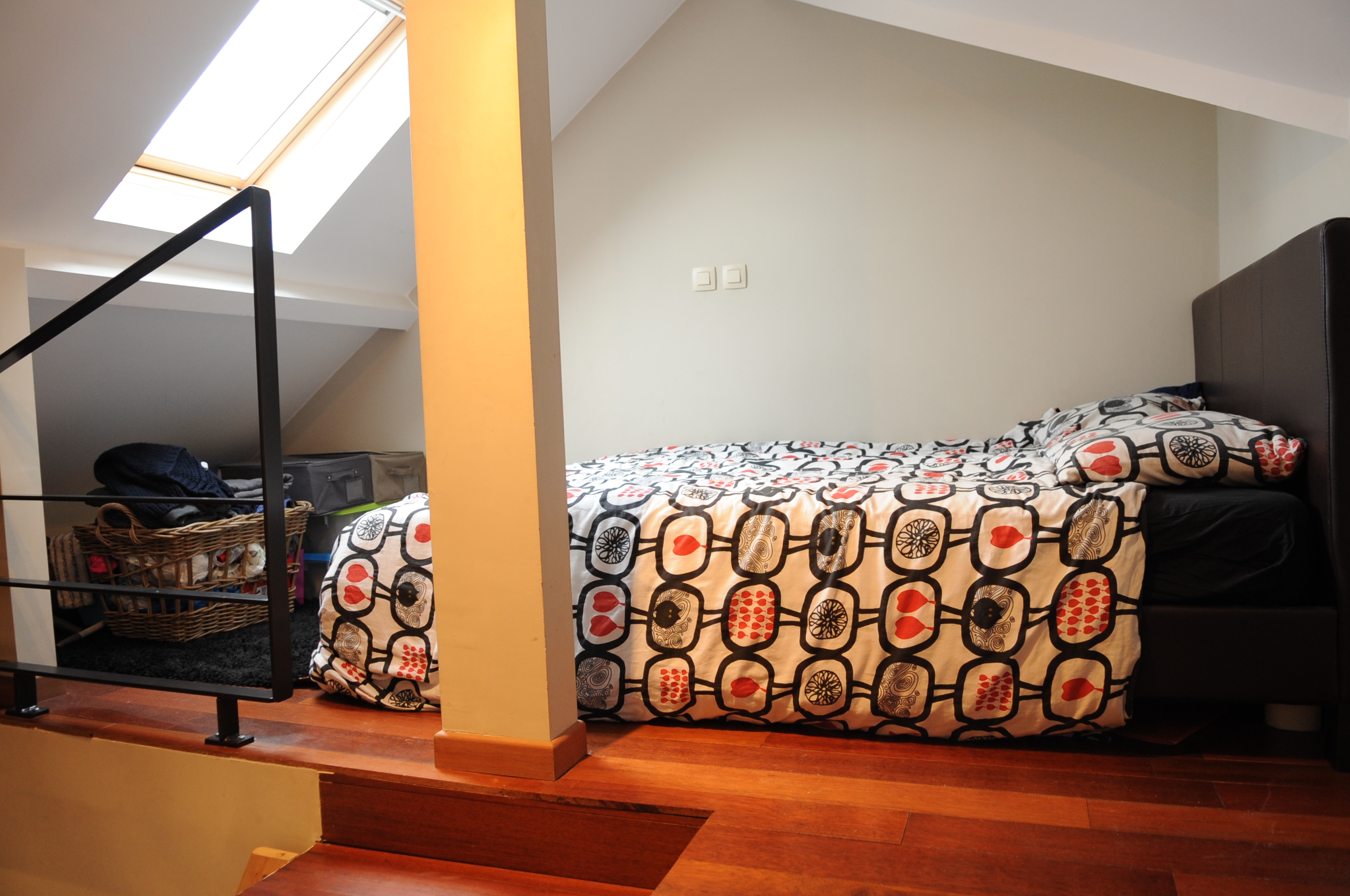 LP7-0302 - slaapkamer