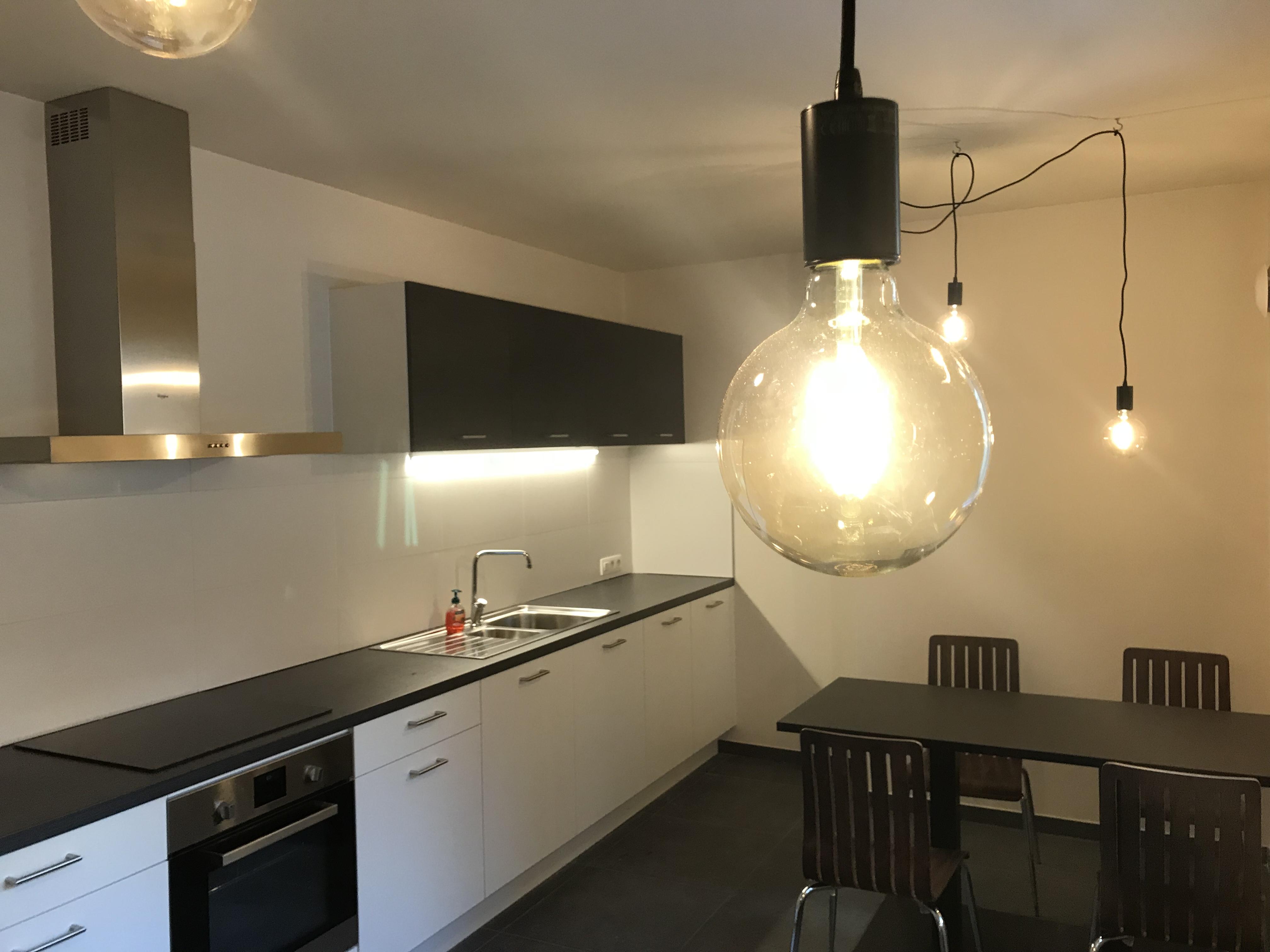 DB12 - gemeenschappelijke keuken