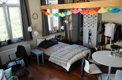 LP7-0203 - bed en eetplaats
