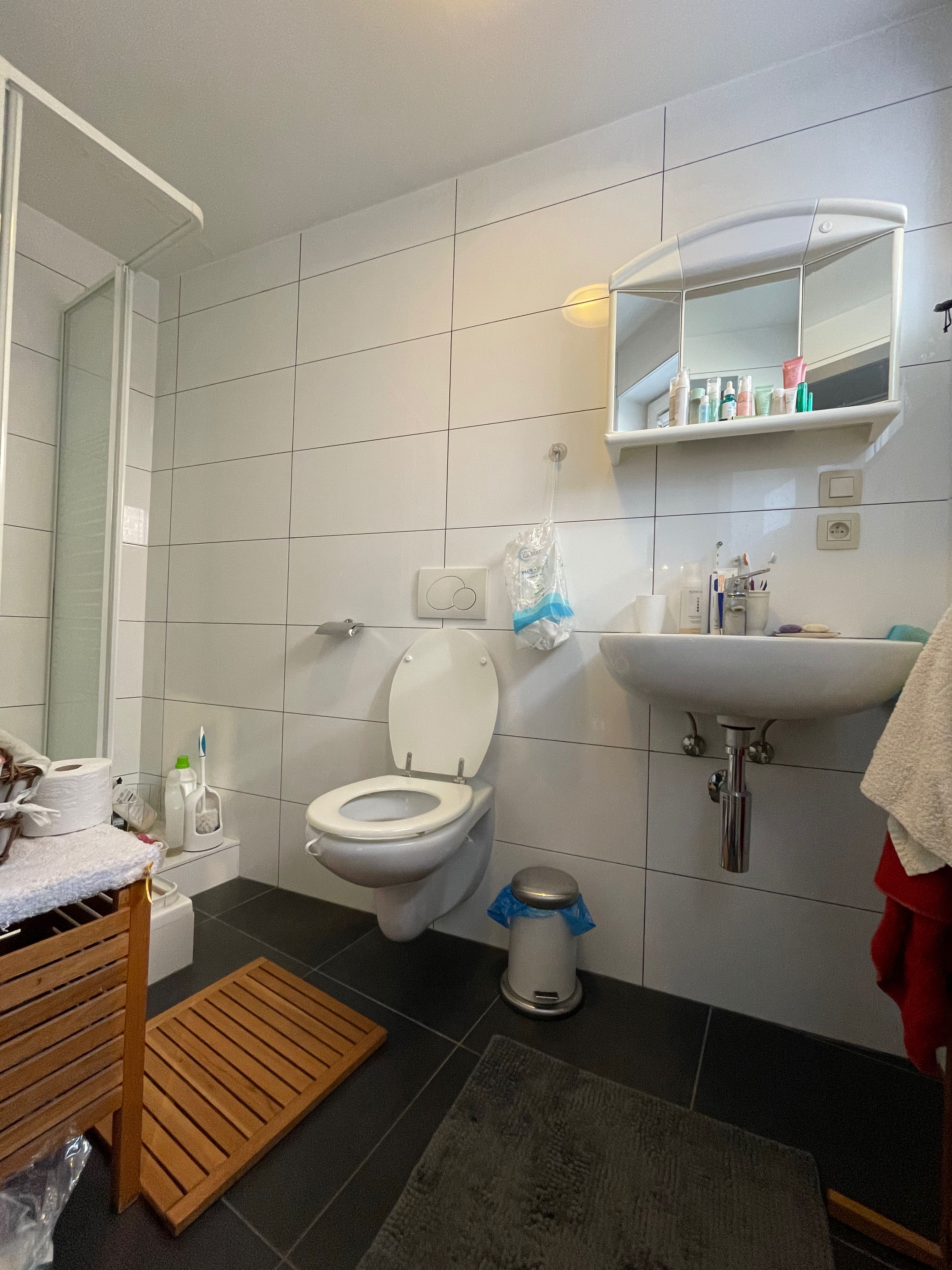 DB3-0201 - badkamer, douche, toilet, was