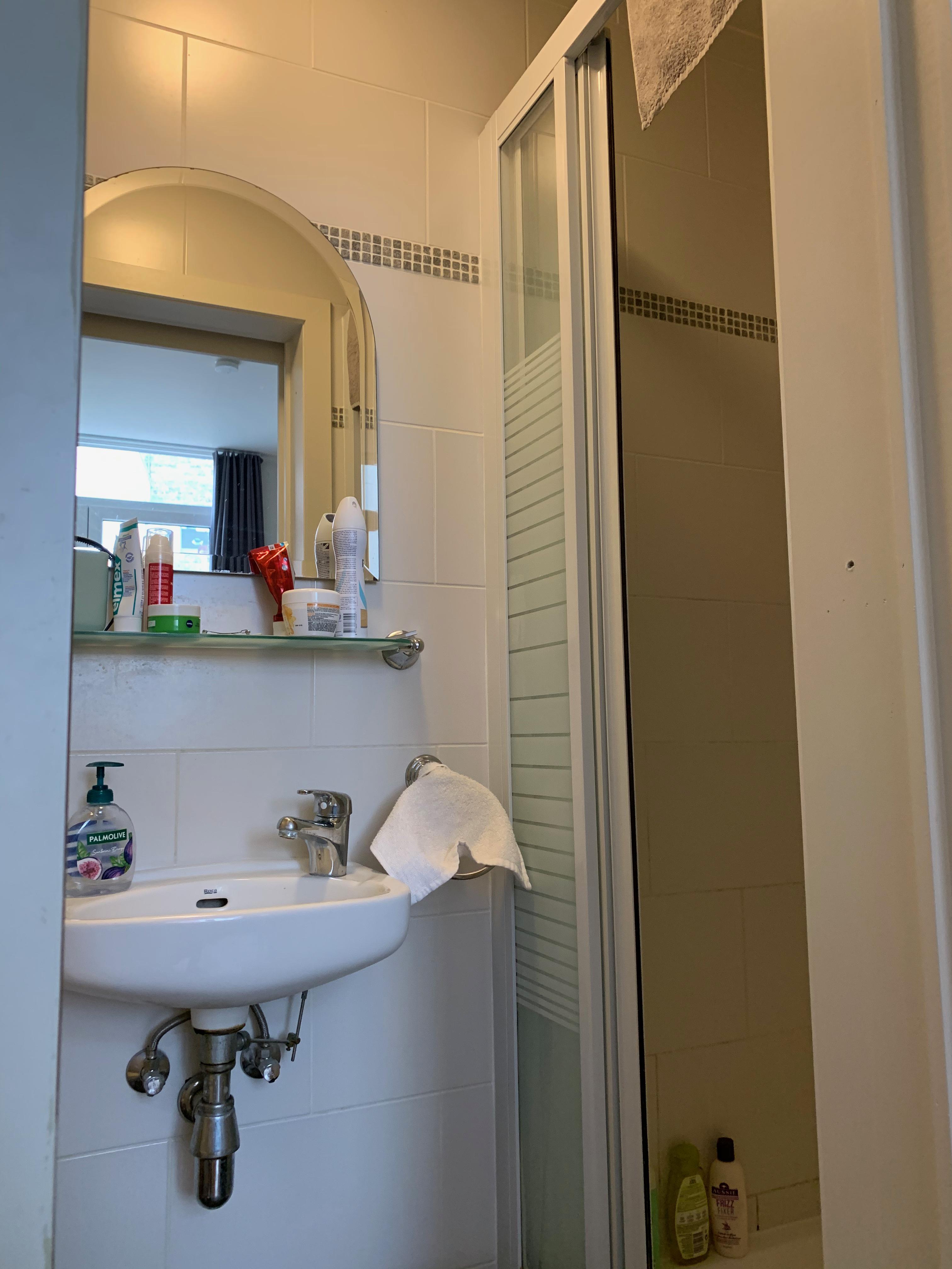 LP2-0201 - douche, lavabo