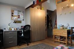 DB5-0402 - bureau en kast