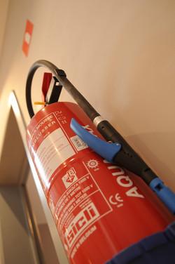 DB5 - brandblusser