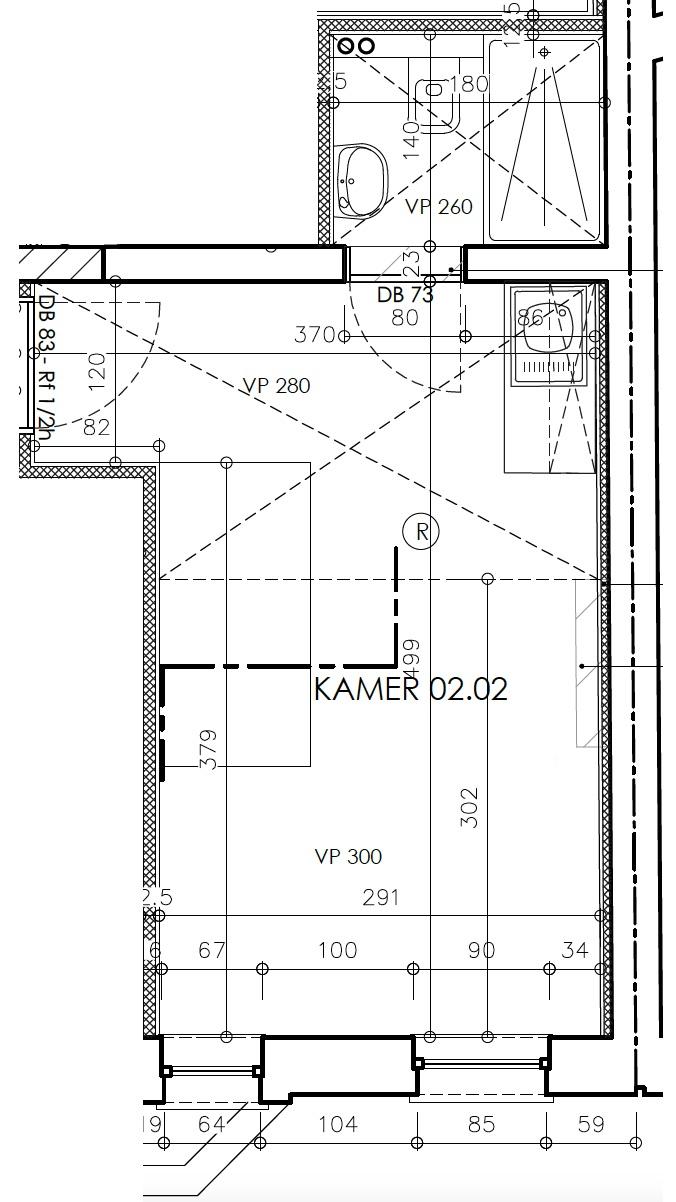 DB12-0202 - grondplan