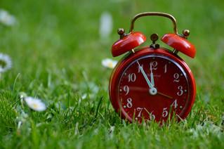 Time: health, life, money.