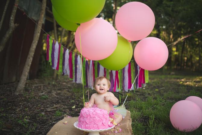 Layla { Smash Cake }