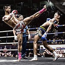 boxe thai nc