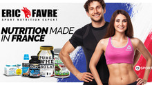 Eric Favre Sport: Nutrition Made in France