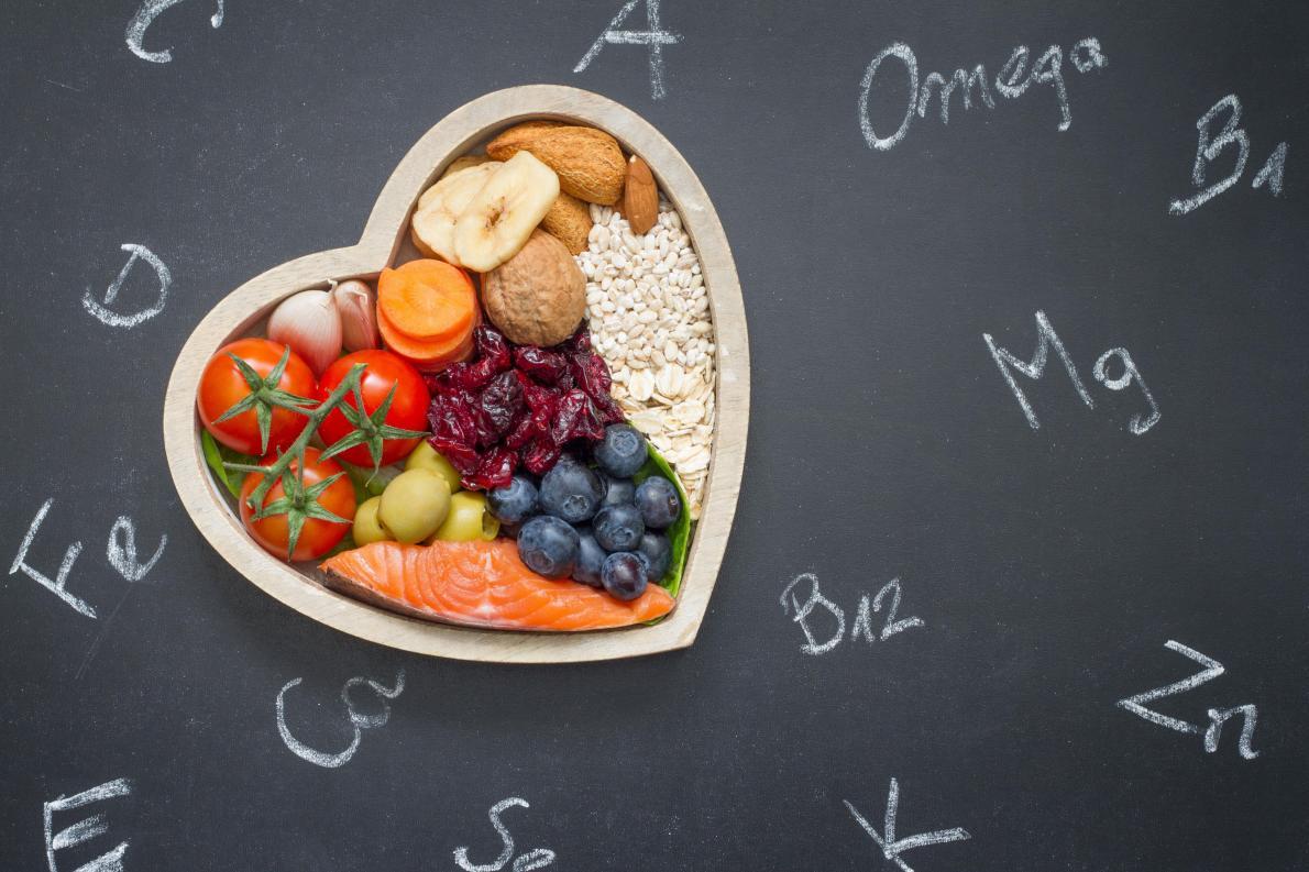 Voeding en levensstijl...