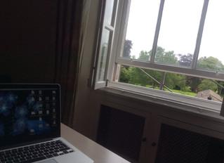 Wherever I lay my laptop...