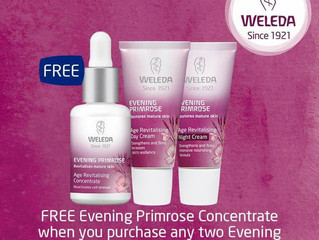 Weleda Delivered to You? Who knew...