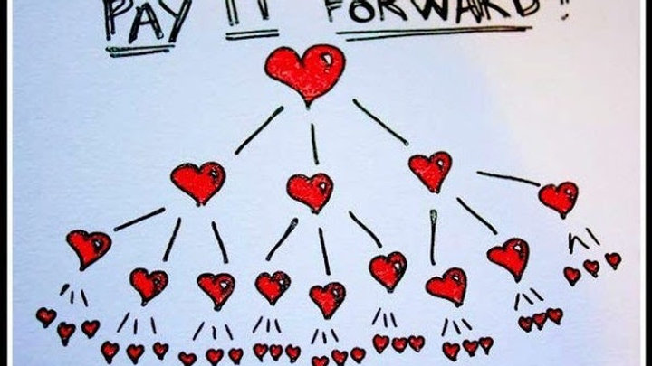 Pay It Forward Campaign - donation