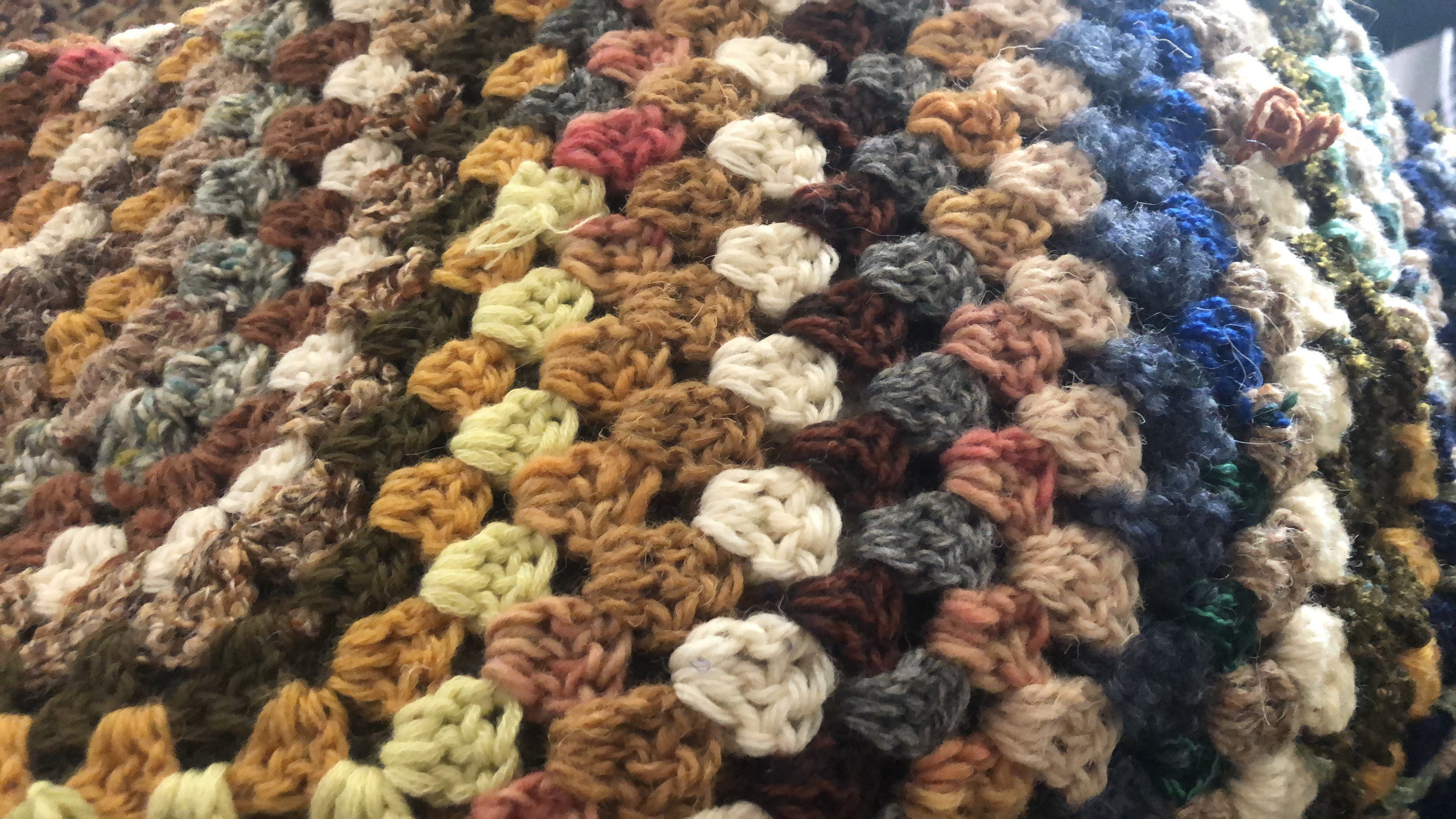 PersianRugInspired Crochet