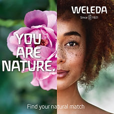 You are Nature is the Weleda way since 1921