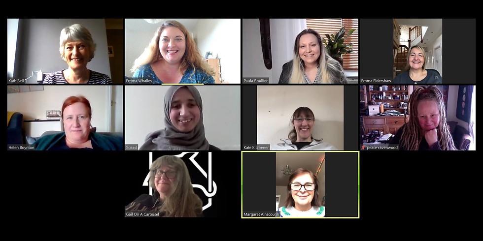 Gossip Gals Networking UK Online Meeting