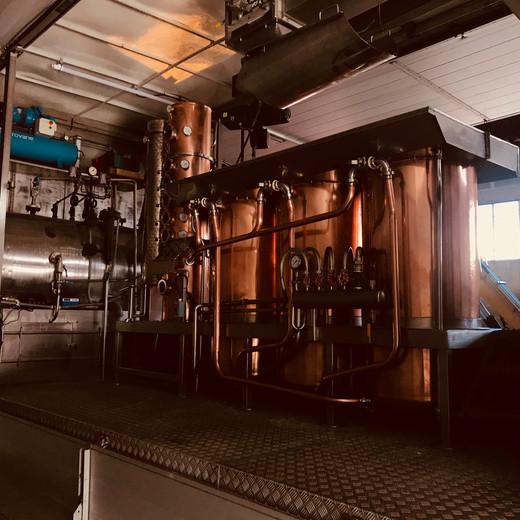 Alamabic Bourguignon - Distillerie en Bo