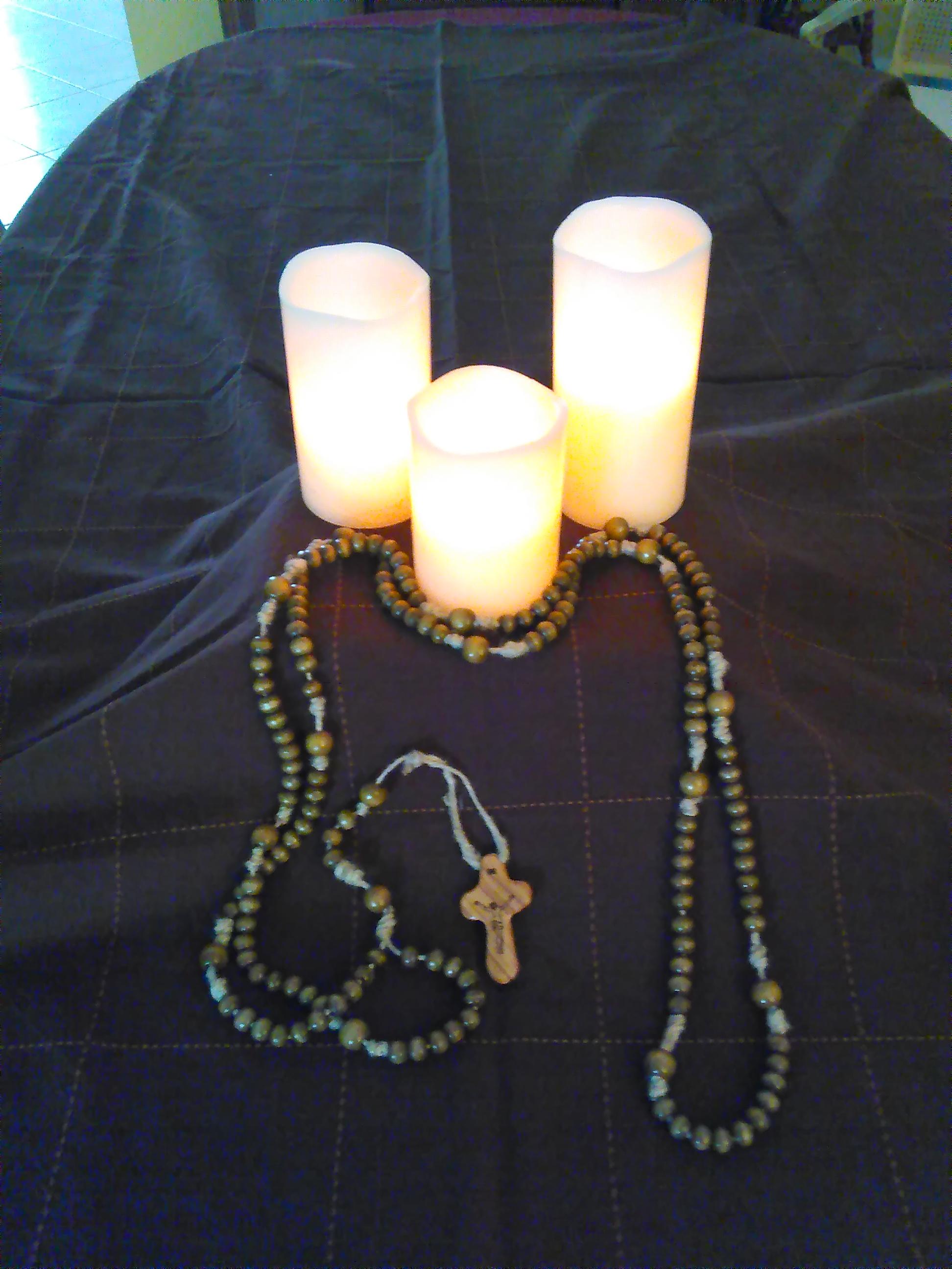 habit rosary