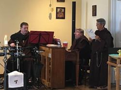 Franciscan musicians