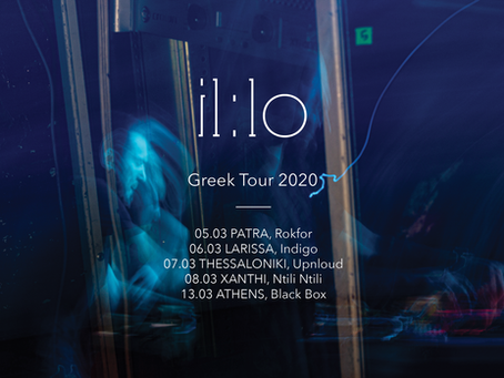 Greek Tour in March 2020 !