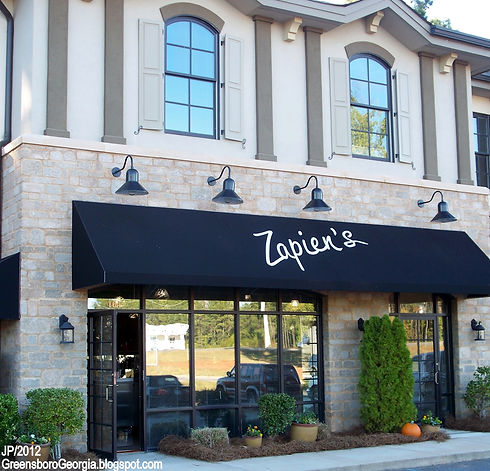 ZAPIEN'S HAIR SALON GREENSBORO GEORGIA V