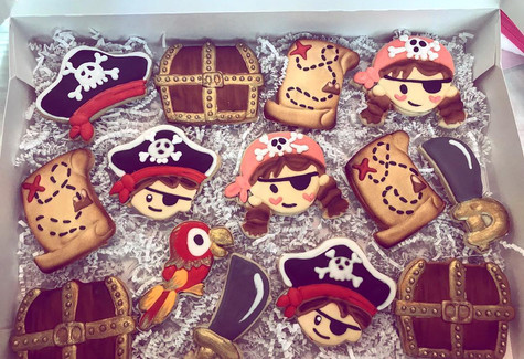 cincinnati custom cookies