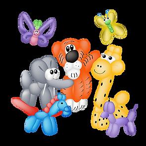 Cincinnati Balloon Animals